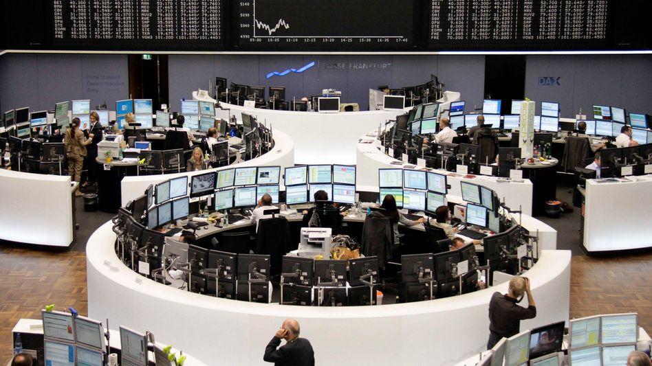 Begrenzter Optimismus: Die kommende Börsenwoche wird wohl von der griechischen Schuldenkrise und der US-amerikanischen Geldpolitik geprägt werden