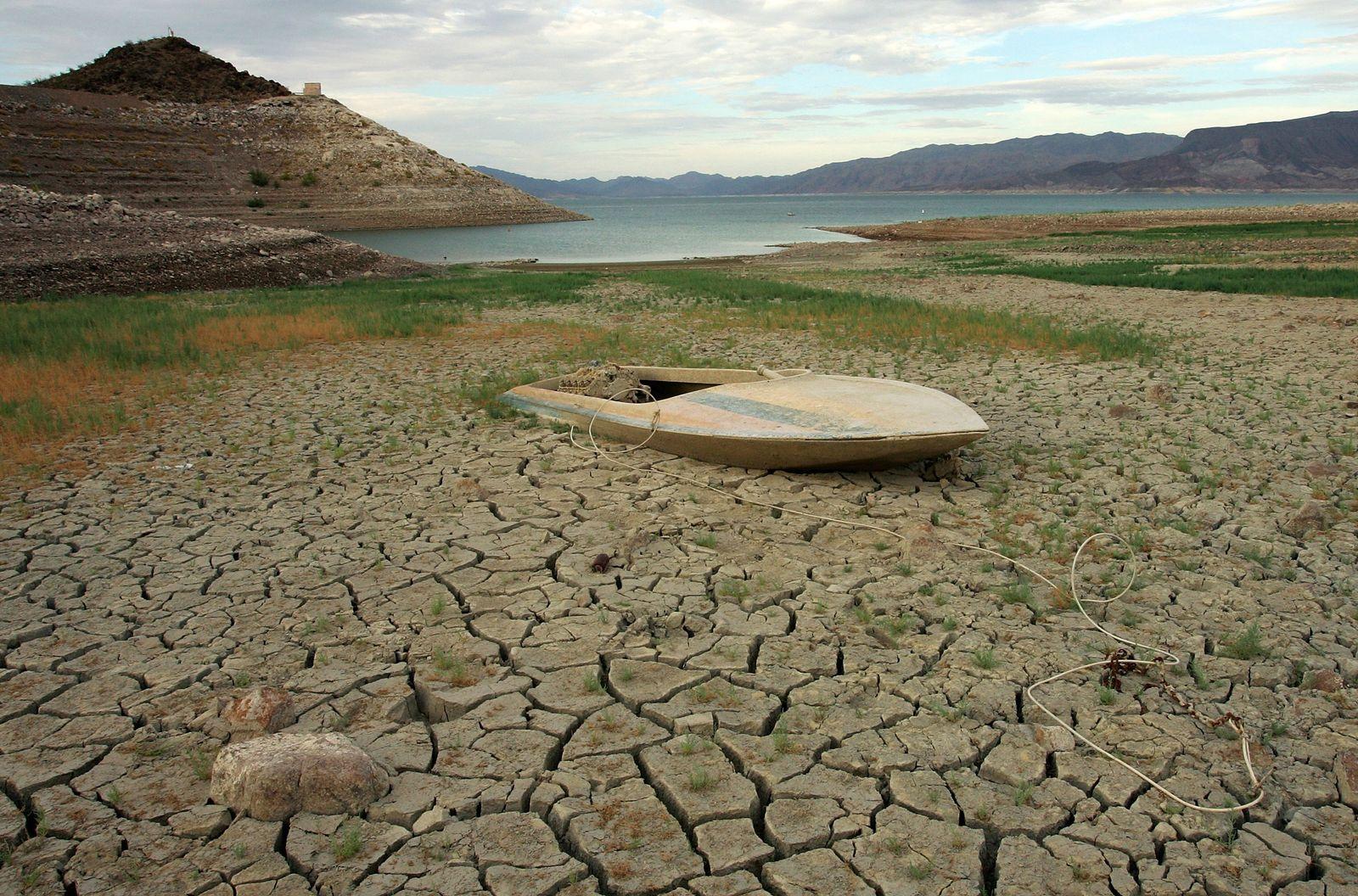 Lake Mead / Dürre
