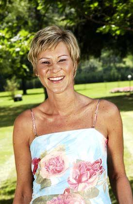 Katja Trescher: Chefin des Parkhotels Adler