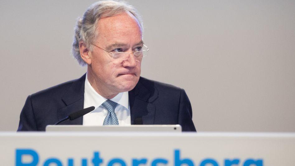 Abgang: Unipers Aufsichtsratschef Bernhard Reutersberg
