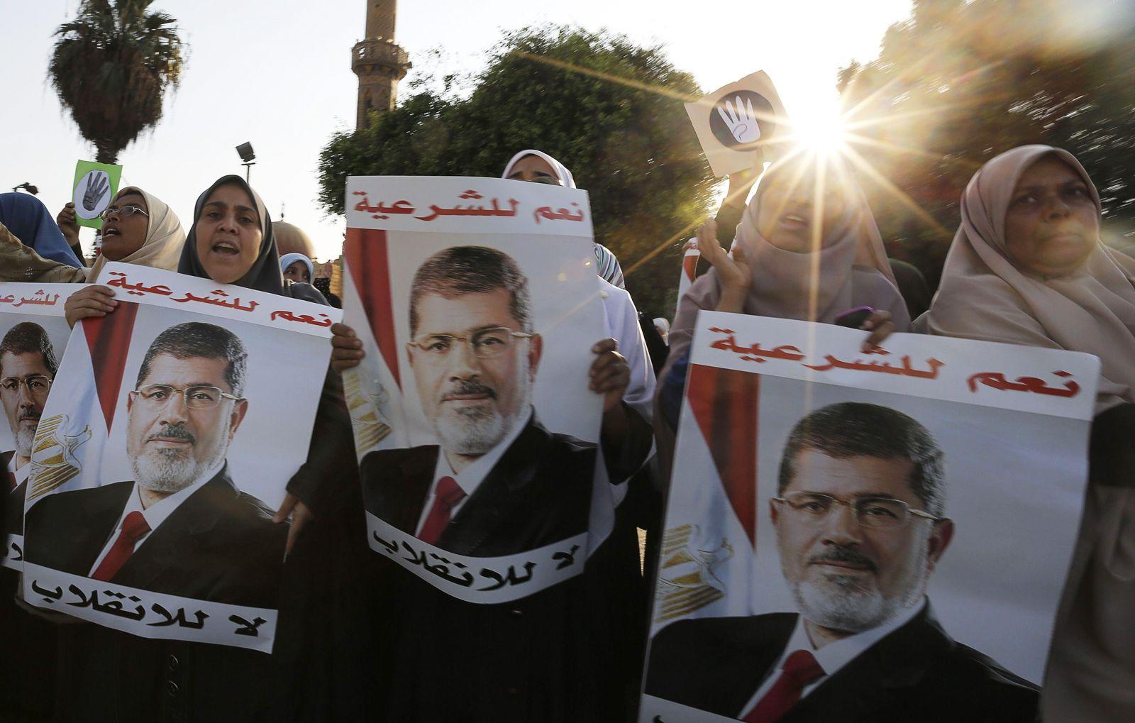 Ägypten Proteste