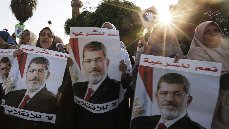 Proteste in Kairo: Das Auswärtige Amt rät weiterhin von Reisen nach Ägypten ab