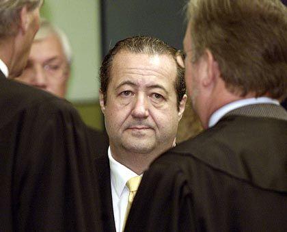 Manfred Schmider: Der Ex-Flowtex-Chef war 2003 zu elfeinhalb Jahren Haft verurteilt worden