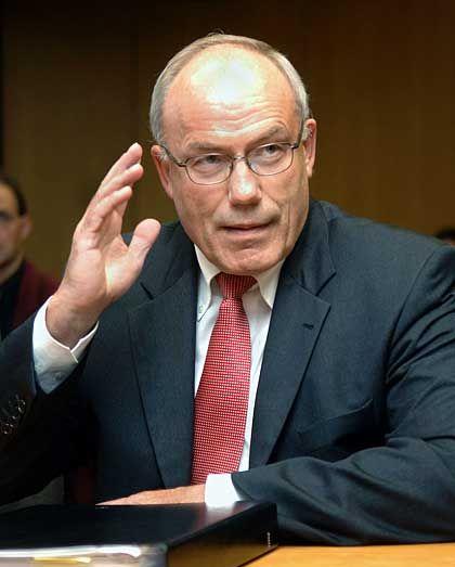 Mit Misstrauensvorschuss: Rudolf Böhmler, bisheriger Staatssekretär im baden-württembergischen Staatsministerium