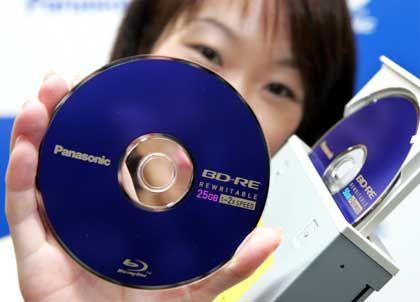 Chinesische Technologie: Schon 2007 könnten die ersten EVD-Player exportiert werden