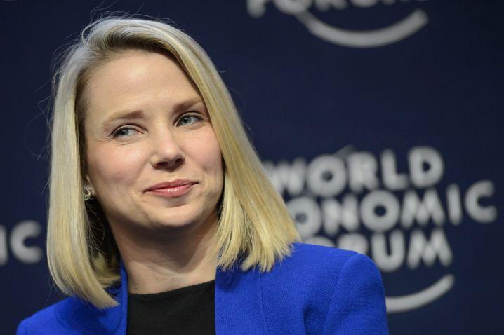Unter Druck: Yahoo-Chefin Mayer soll mehr für die Aktionäre tun