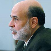 US-Notenbankchef Bernanke: Der Leitzins ist nahe Null, viel mehr kann die Fed gegen die Rezession nicht mehr tun