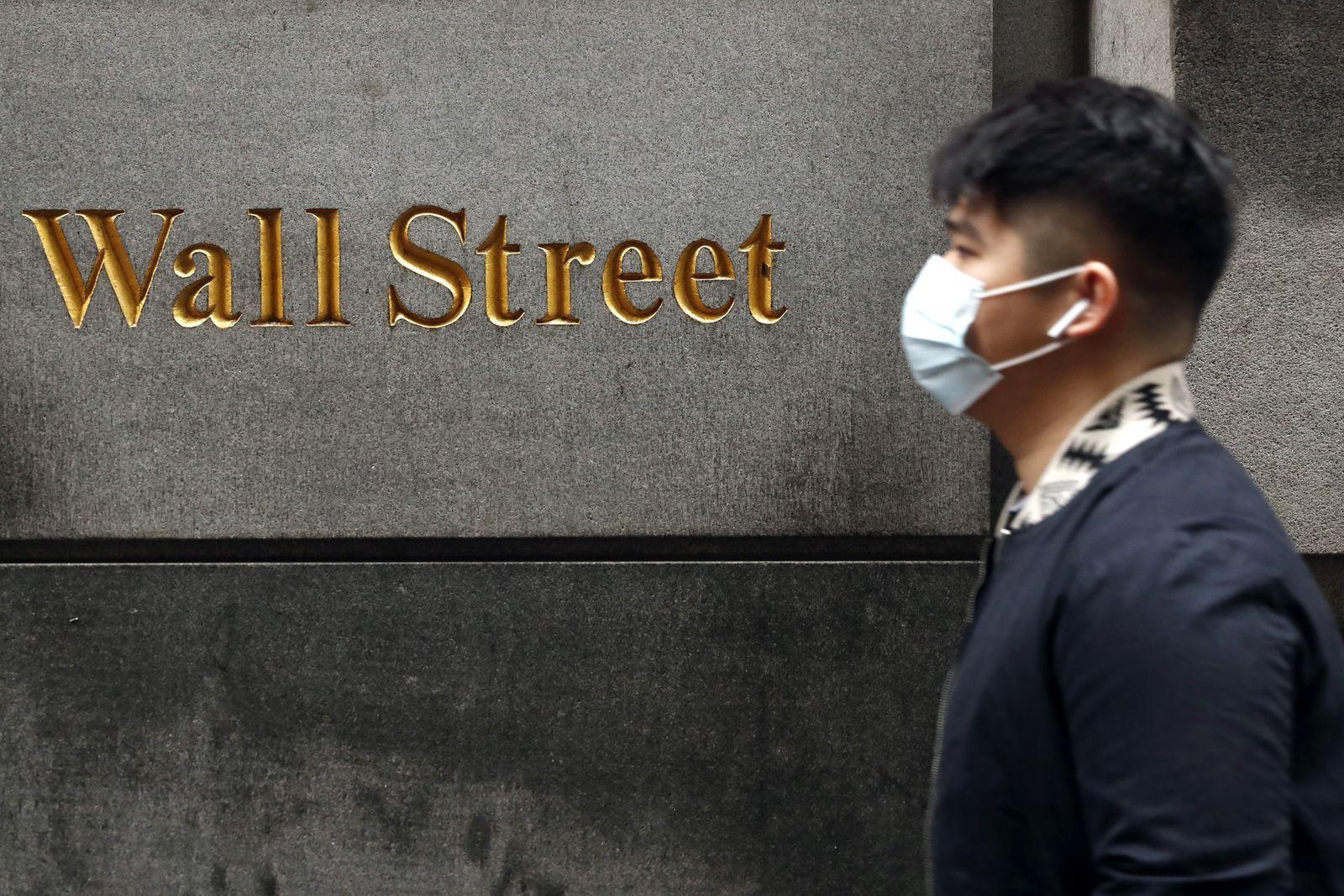 Wall Street / Corona