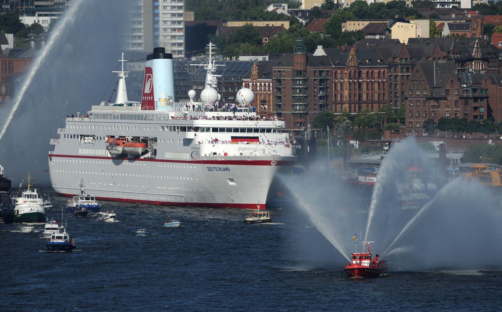 MS Deutschland / Das «Traumschiff»
