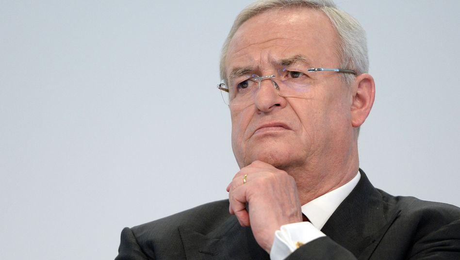 Staatsanwaltschaft ermittelt - nicht: Ex-VW-Chef Winterkorn sorgt in Braunschweig für Verwirrung