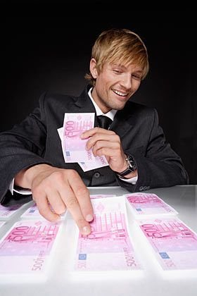 Nachschlag: Bereits ein Drittel aller Berufseinsteiger kassiert einen Bonus