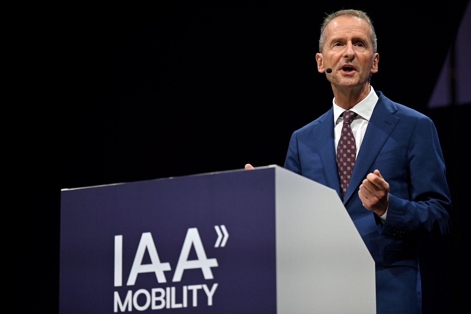 IAA Mobility 2021 International Motor Show