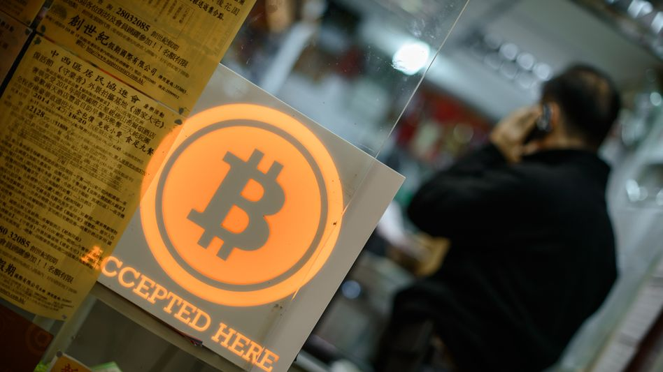 Bitcoin: Kryptowährung mit Kursrally nach Kurssturz