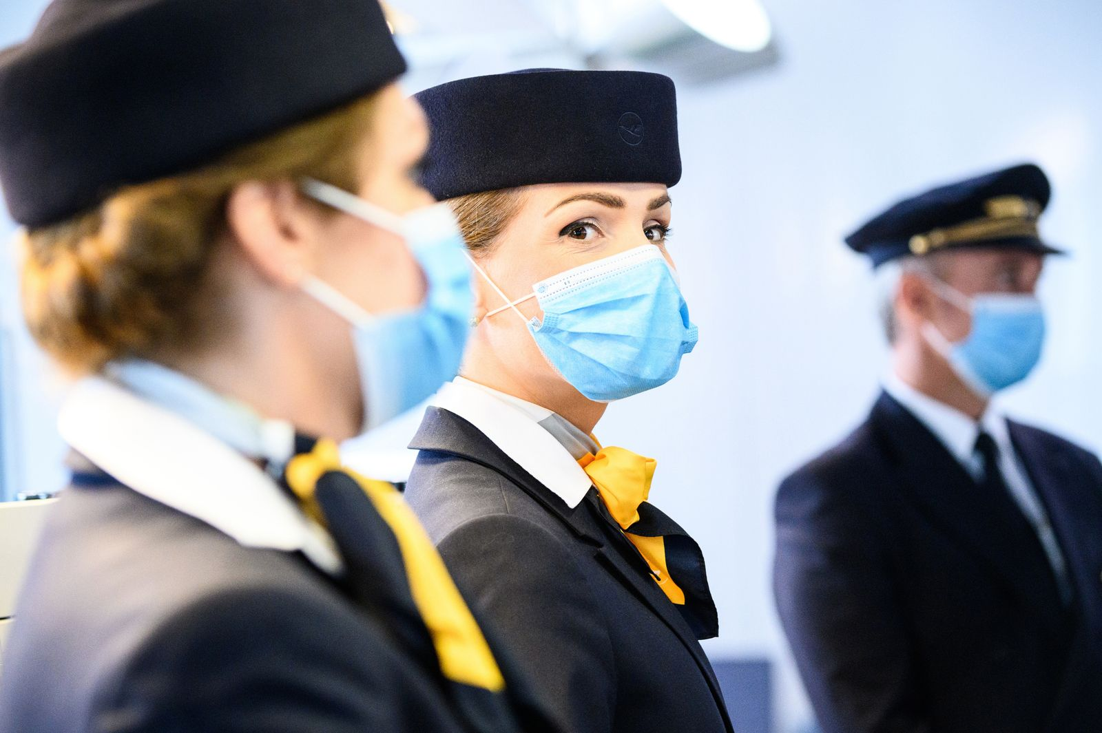 Flughafenbetrieb unter Corona-Bedingungen