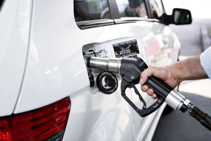 Erdgasauto: Wenig Lust aufs Sparen