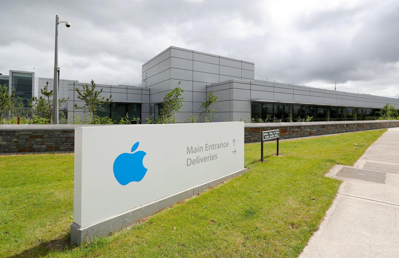 Europäische Zentrale Apple/ Irland