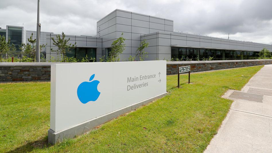 Europazentrale von Apple im irischen Cork
