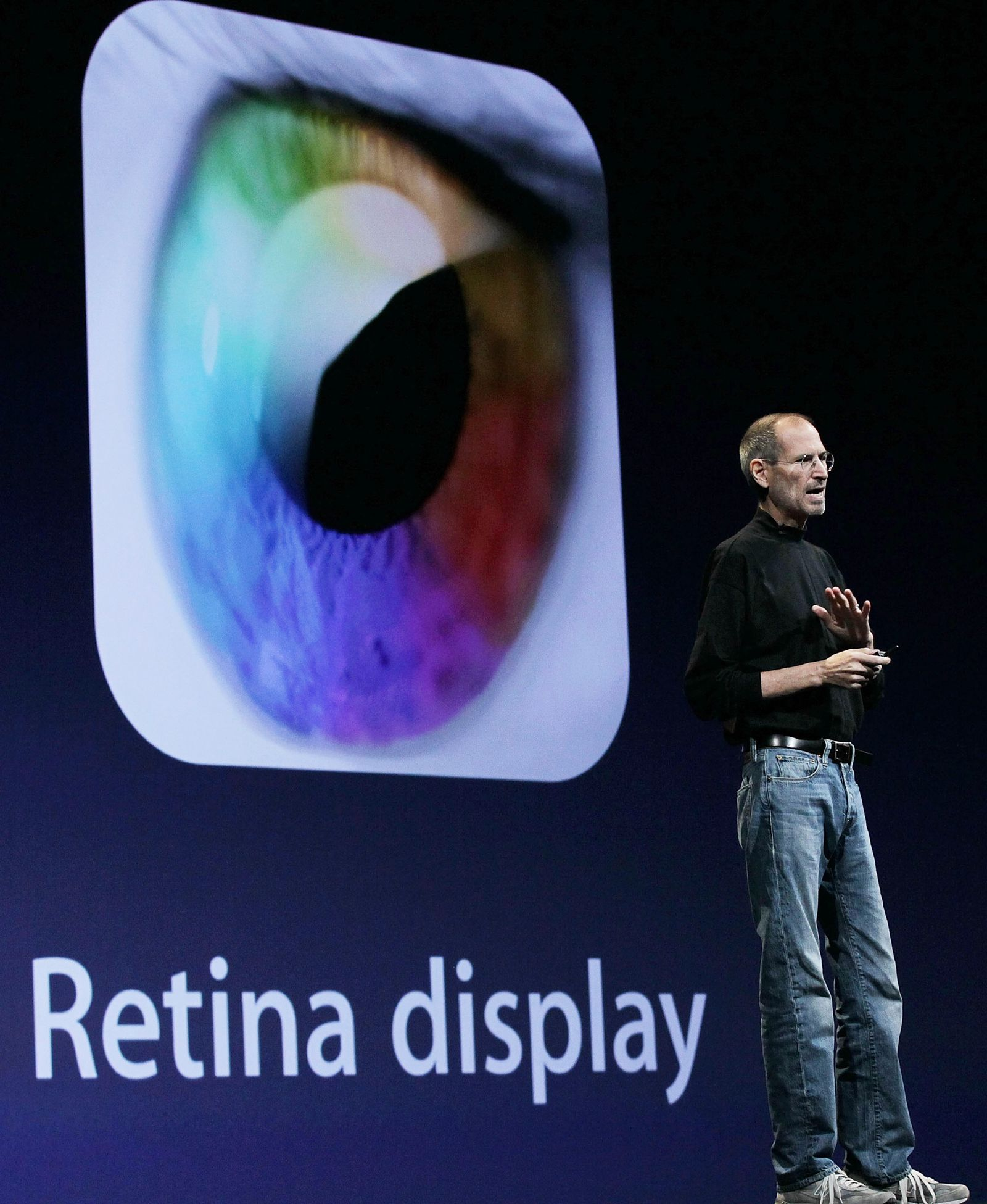iPhone Retina Display