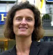 Innegrit Volkhardt, Unternehmerin des Jahres 2000