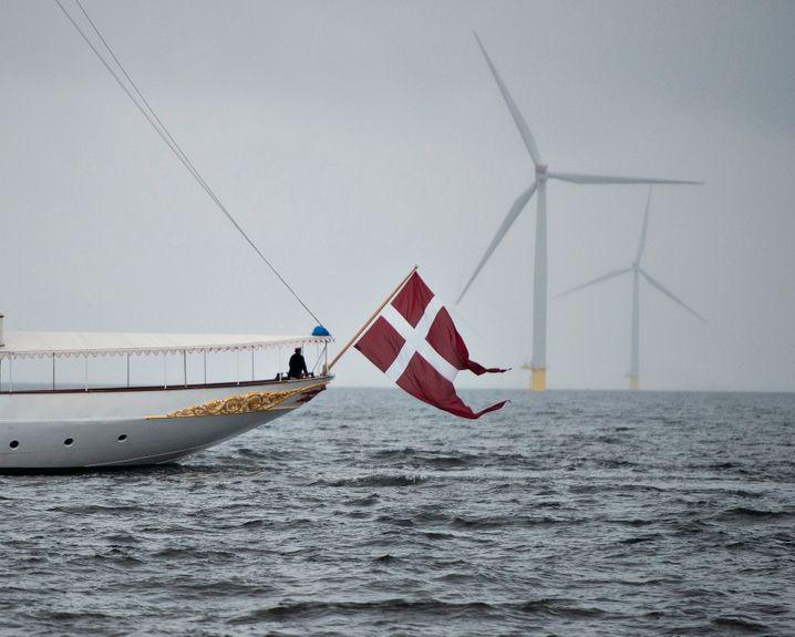 Dänischer Offshore-Windpark bei Anholt: Deutlich günstigere Stromproduktion als in Deutschland