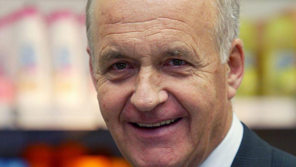 Bringt seine Firmenanteile in eine Stiftung ein: dm-Gründer Werner lässt seine sieben Kinder leer ausgehen