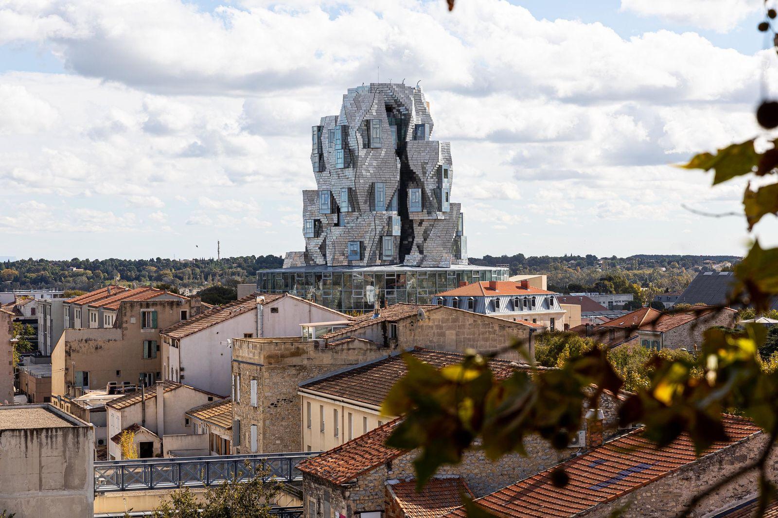 Ausstellungskomplex in Arles eröffnet