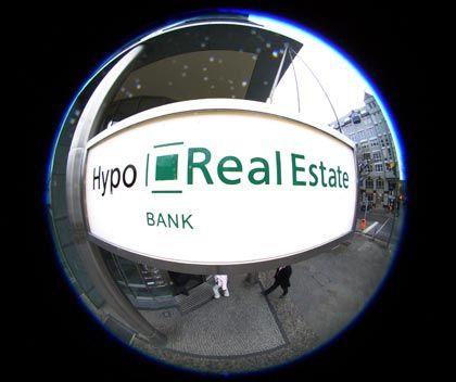 Hypo Real Estate: Zentrum von Turbulenzen