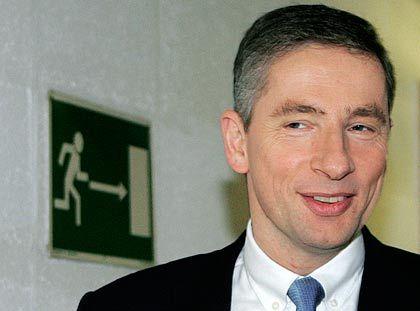 Bisheriger Siemens-Chef Klaus Kleinfeld: Steht für Vertragsverlängerung nicht zur verfügung
