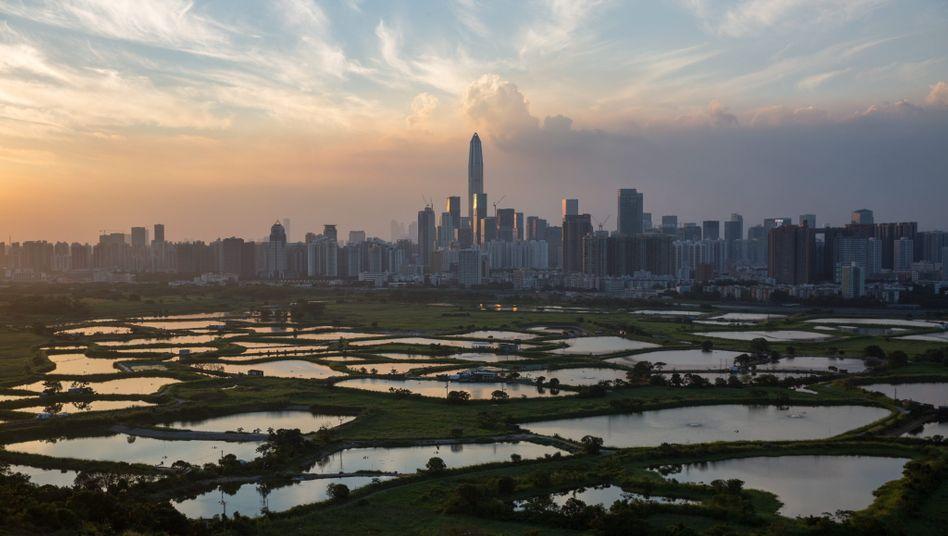 Shenzhen: Das High-Tech-Zentrum Chinas
