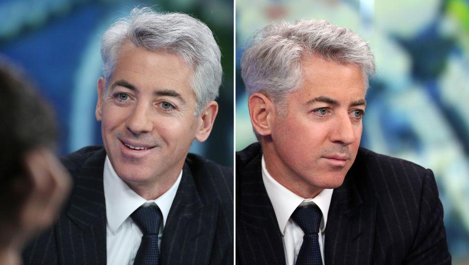 Star-Investor Bill Ackman: Die zwei Gesichter - Absturz oder Atempause?
