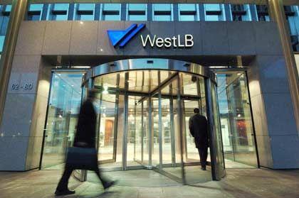 """Will """"Anlaufpunkt"""" werden: Die WestLB aus Düsseldorf"""