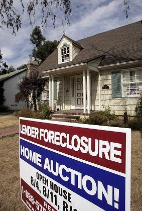 Die große Depression 2007: Infolge der sogenannten Subprime-Krise geriet die Welt in finanzielle Schieflage