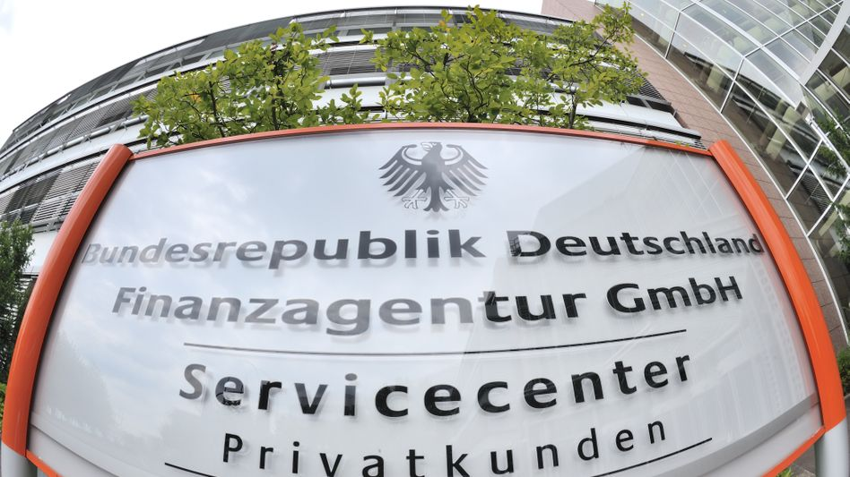Gefragte Behörde: Bei der Finanzagentur des Bundes stehen Investoren Schlange