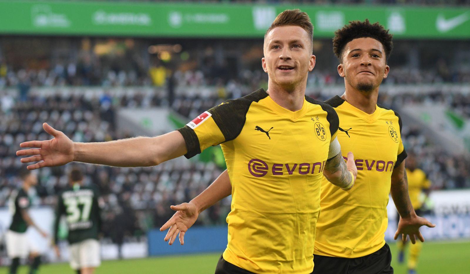 VfL Wolfsburg - Borussia Dortmund