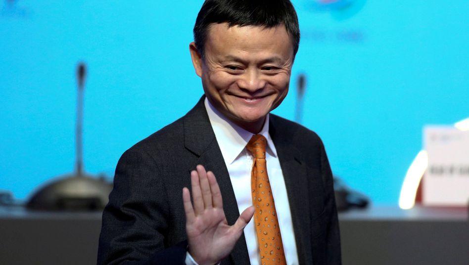 Jack Ma revolutionierte China