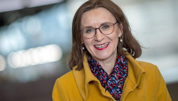 Sigrid Nikutta: Die derzeitige Chefin der Berliner Verkehrsbetriebe soll Bahn-Vorständin für Güterverkehr und Logistik werden