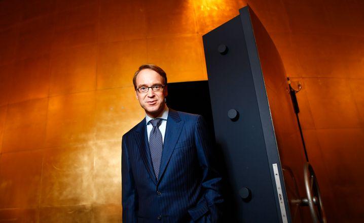 Präsident der Deutschen Bundesbank: Jens Weidmann