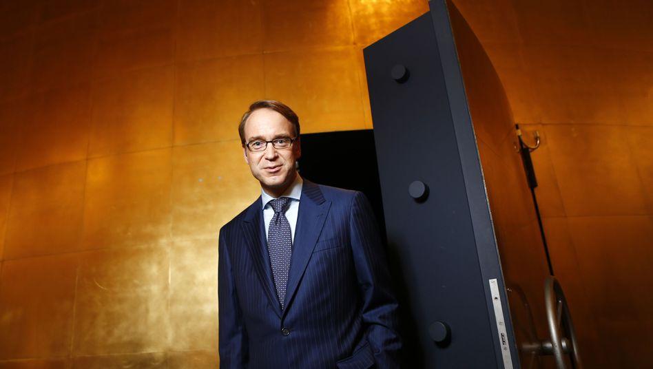 Jens Weidmann: Kritische Worte in Richtung EZB