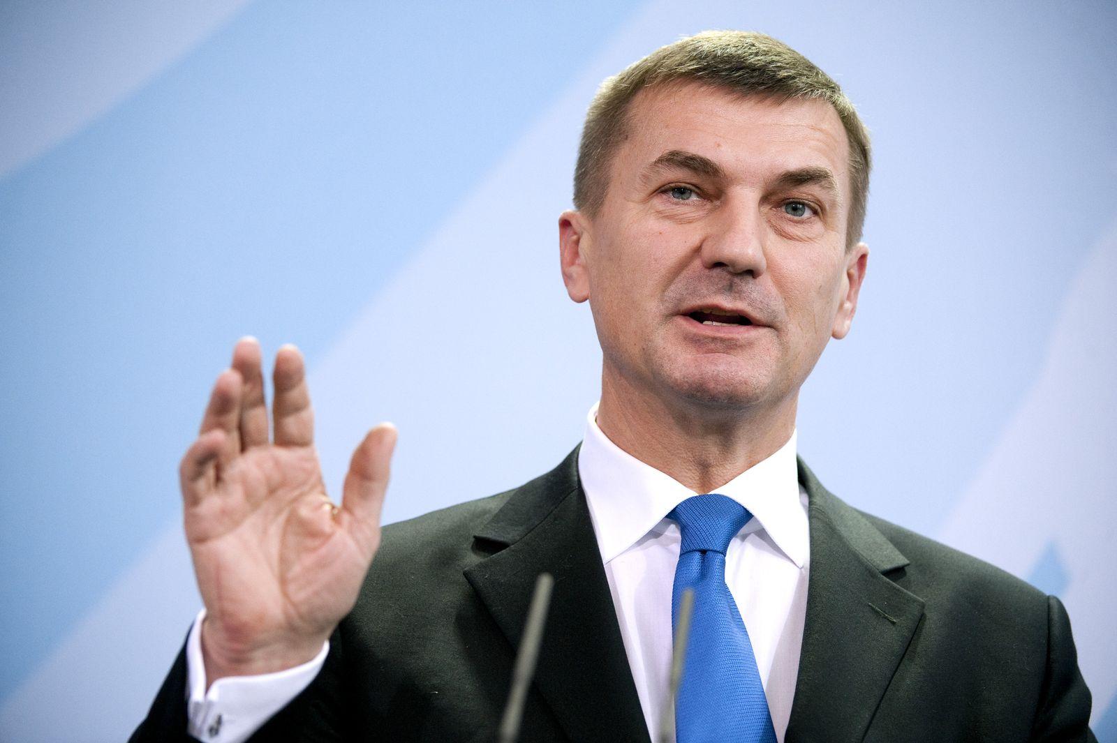 Estland wählt - Ansip vor klarem Sieg