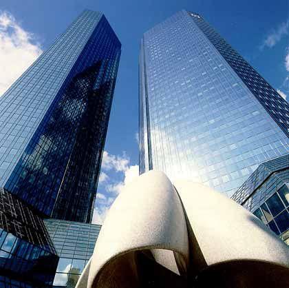 Deutsche Bank in Frankfurt: Bewegung in den Top-Etagen