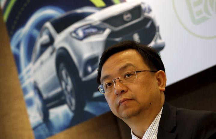 Wang Chuanfu (BYD): Die Firmen aus Fernost wollen Kostenvorteile nutzen