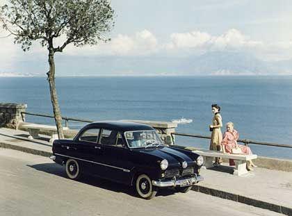 1952: Ford Taunus