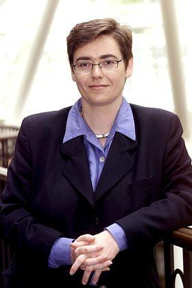 """Margaret Heckel, Redakteurin bei der """"Financial Times Deutschland"""""""
