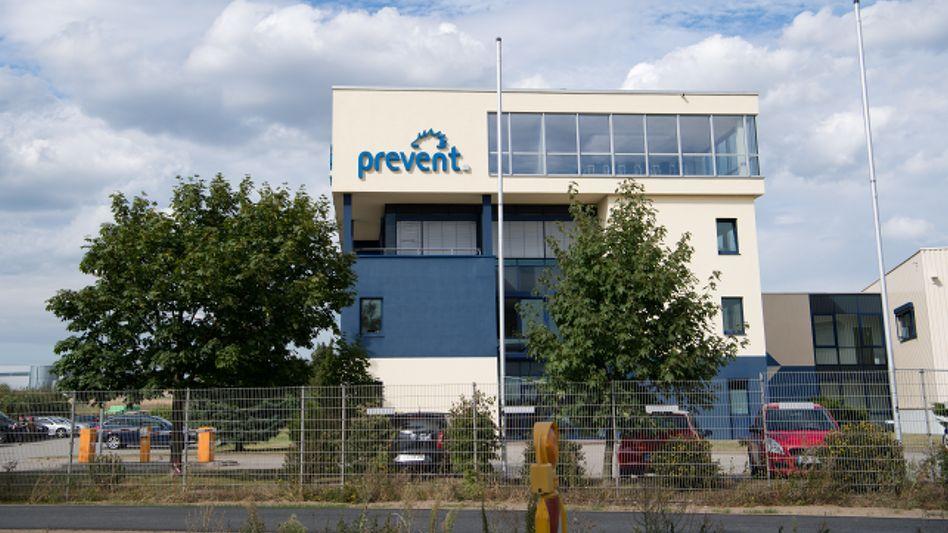 Hauptsitz der Prevent DEV in Warmenau bei Wolfsburg: Der Zulieferer stammt aus Bosnien-Herzegowina - und hat neben einer Auto- auch noch eine Möbelsparte