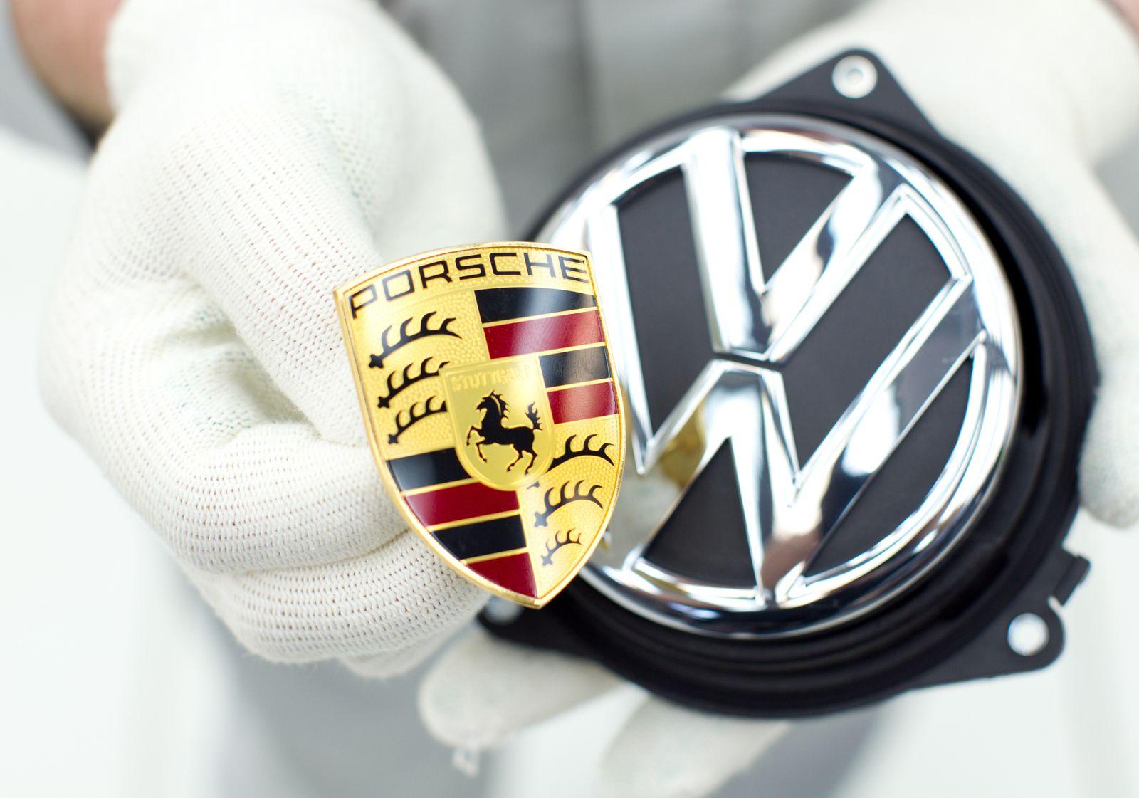 VW - Porsche 2007 / Bild 1