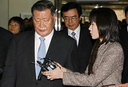 Frei auf Bewährung: Hyundai-Chef Chung