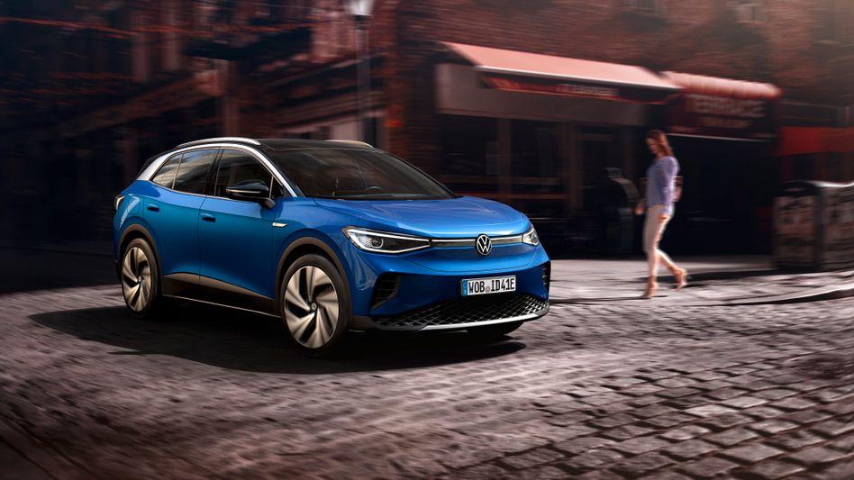 Er soll es richten: Volkswagens ID.4.