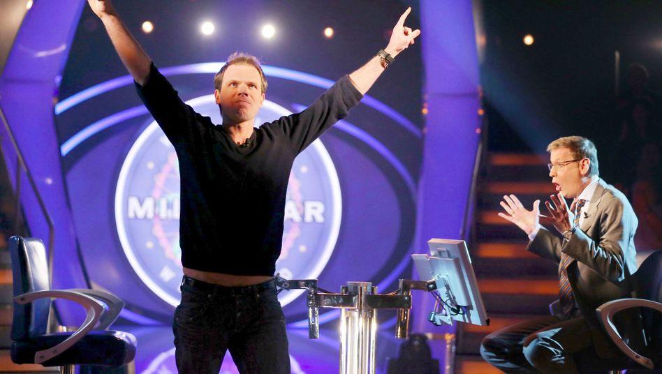 """RTL-Quizshow """"Wer wird Millionär?"""": Auch Bertelsmann hofft auf Millionen"""