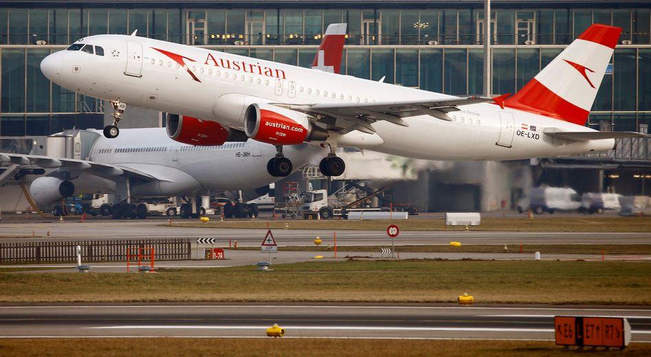 Lufthansa-Tochter Austrian Airlines: Österreich hilft mit 450 Millionen Euro