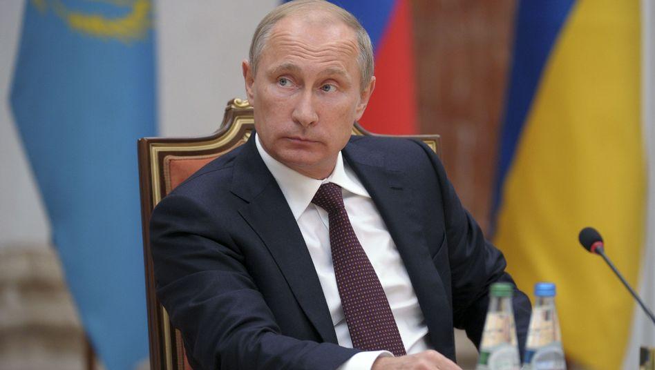 """Putin: Verhandlungen über """"Noworossija"""" (Neurussland)"""